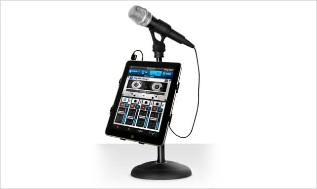 Looking for an External Mic for Your Smartphone? Try the iRig Mic