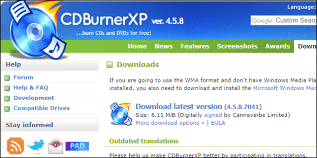 cdburner-dvd-burning-software