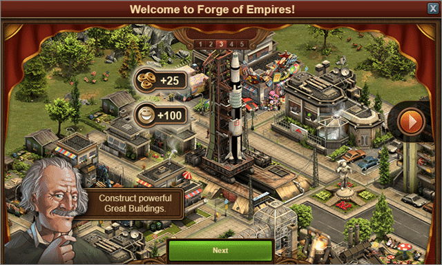 forge of empires free city building games