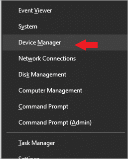 1 go to device manager why does my wifi keeps dropping