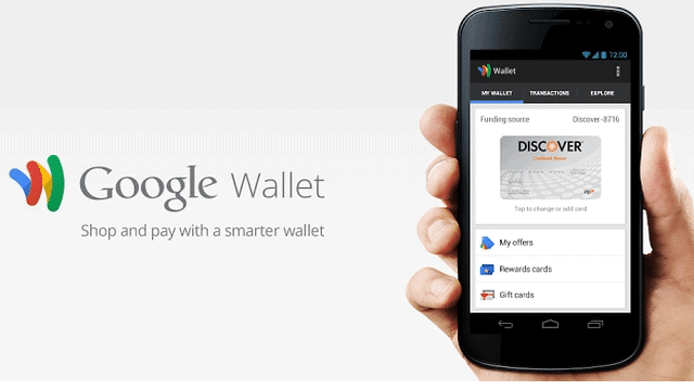 how to order a google wallet card