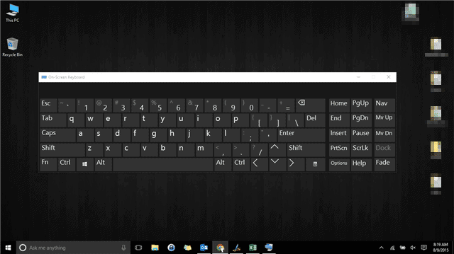The complete guide to windows 10 keyboard shortcuts ccuart