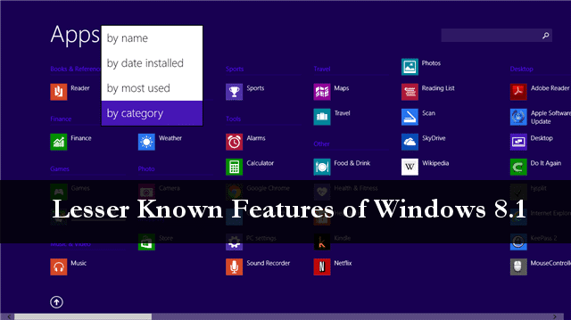 lesser-known-windows-8.1-features