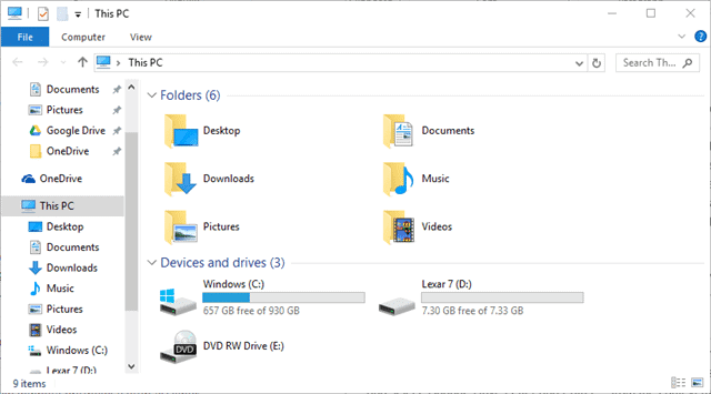 assign a permanent drive letter to removable media in windows