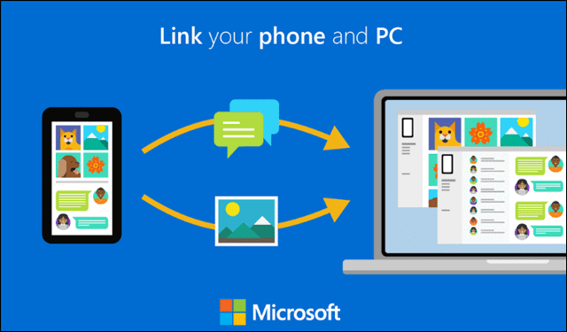 your phone companion by microsoft to connect android to pc