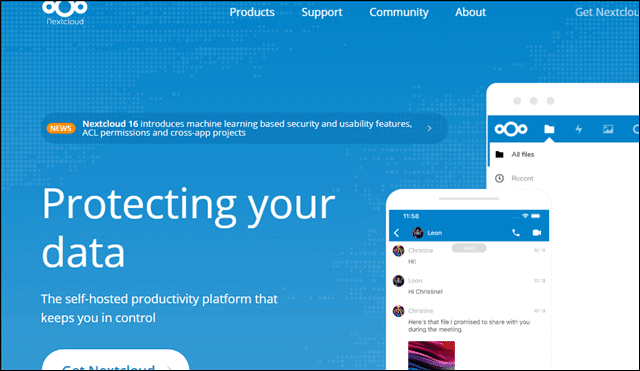 nextcloud best cloud storage