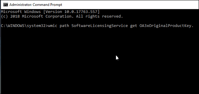 "run command prompt to resolve ""your windows license will expire soon"""