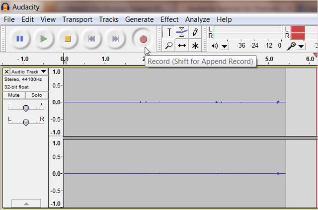 record-button-in-audacity