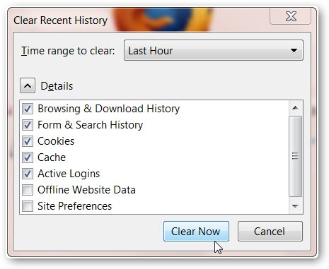 selecting-which-data-to-clear