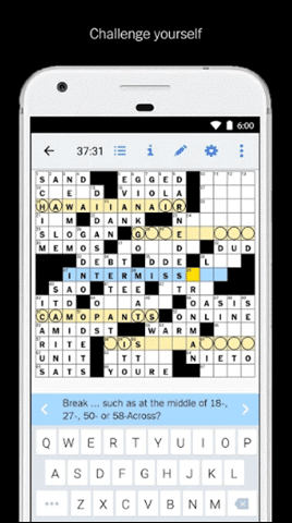 11 NYTimes crossword best app android 1