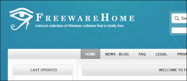 freewarehome software download websites
