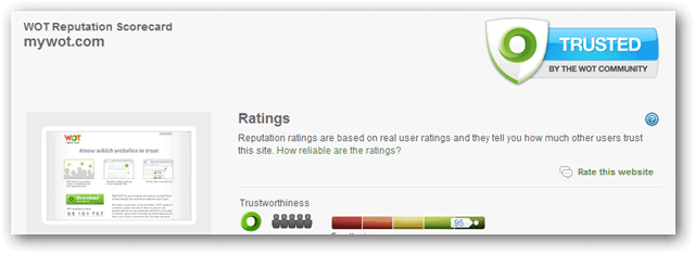checking-web-site's-rating