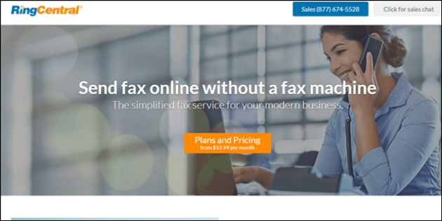 ring-central-best-free-fax-service