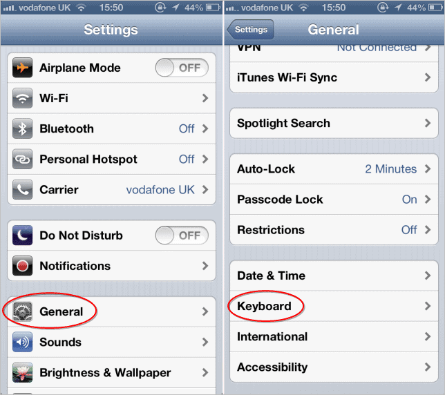 accessing-ios-general-settings