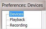 devices-highlighted-in-preferences