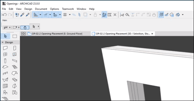 archicad free architectural design software