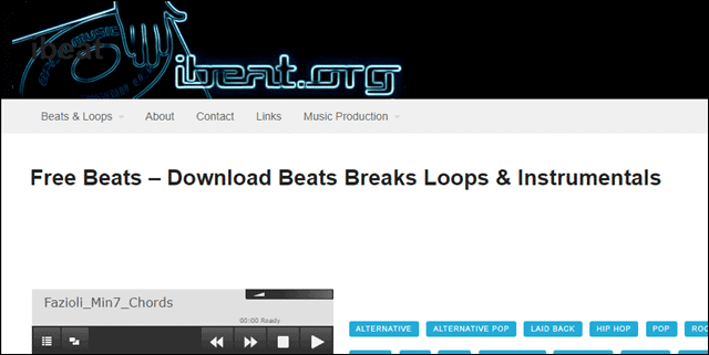 ibeat for beat music