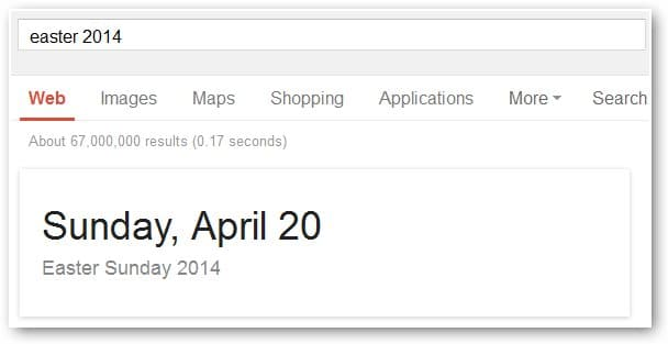 viewing-a-future-date-in-google-for-easter
