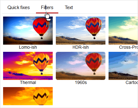 photo-filters-to-add-to-slideshow