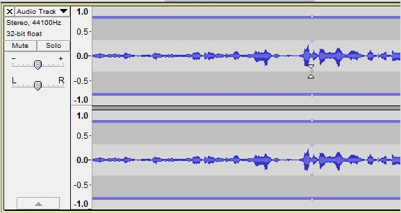 envelope-tool-being-used-in-audacity