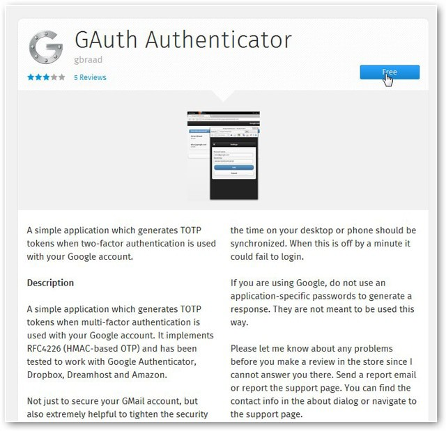 How to Use GAuth Authenticator to Secure Your Google Account in Firefox