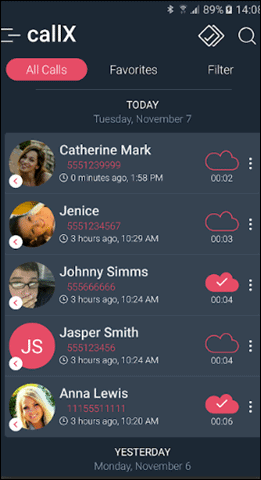 smsrobot best phone call recording app android