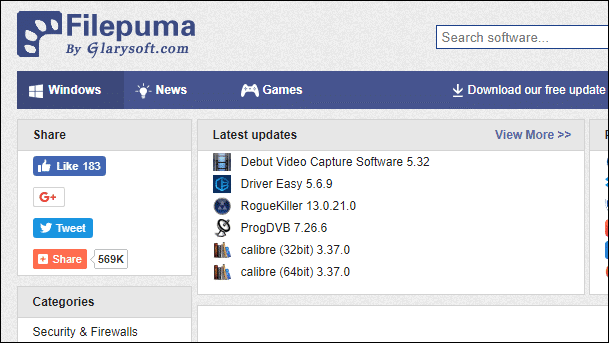 filepuma free software download