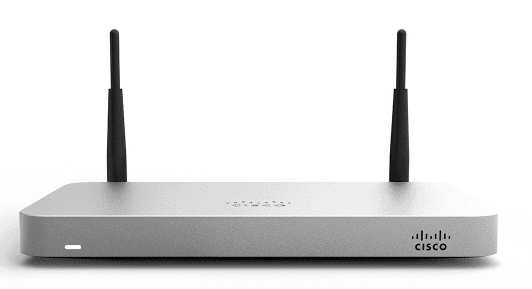 Cisco Meraki MX64W home network firewall