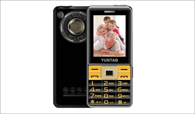 Yuntab C333 senior cell phone