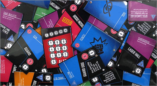 17 agent decker printable board games