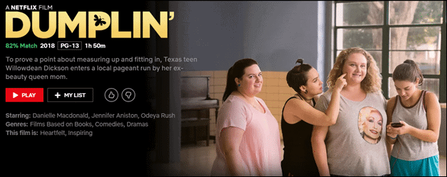 funniest-movies-on-netflix-dumplin