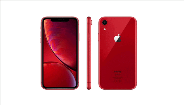 Apple iPhone XR best cell phones for seniors