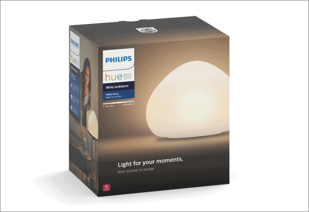 Philips Hue White Ambiance Wellner