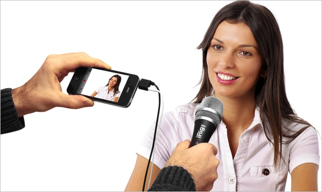 Looking for an External Mic for Your Smartphone? Try the