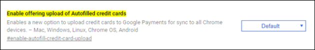Enable-offering-upload-of-Autofilled-credit-cards-chrome-tweaks
