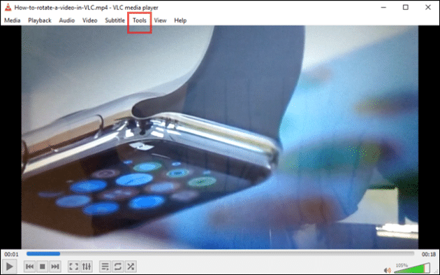 how-to-rotate-video-in-vlc