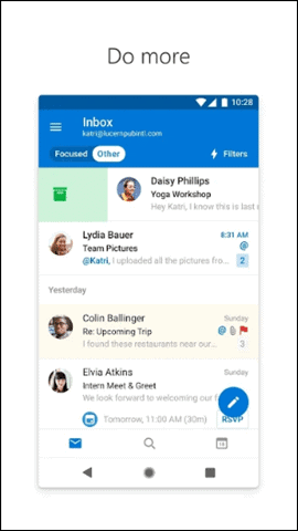 2 microsoft outlook best email client