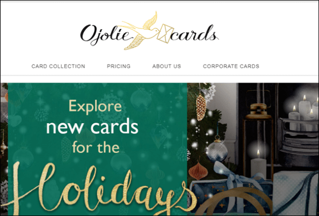 ojolie-Free-Online-E-Card-Sites
