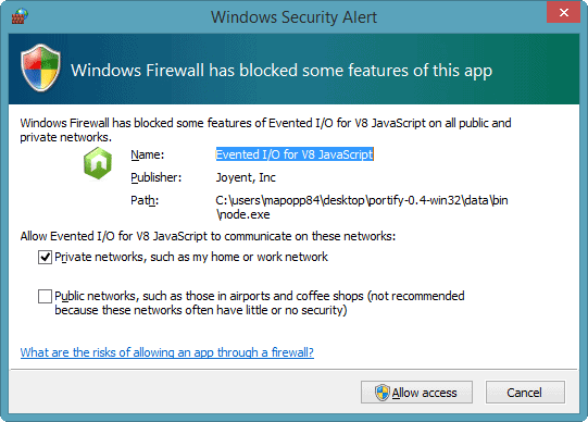 windows-firewall-blocking-portify