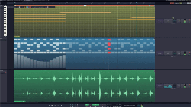 Tracktion T7 DAW beat making software