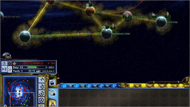 star wars empire at war space ship games like eve online