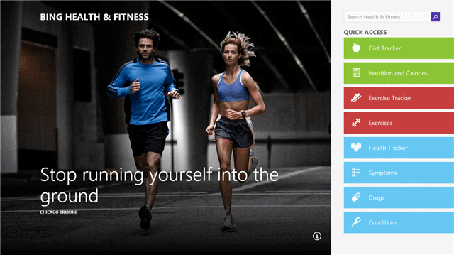 headlines-health-fitness-windows-8.1