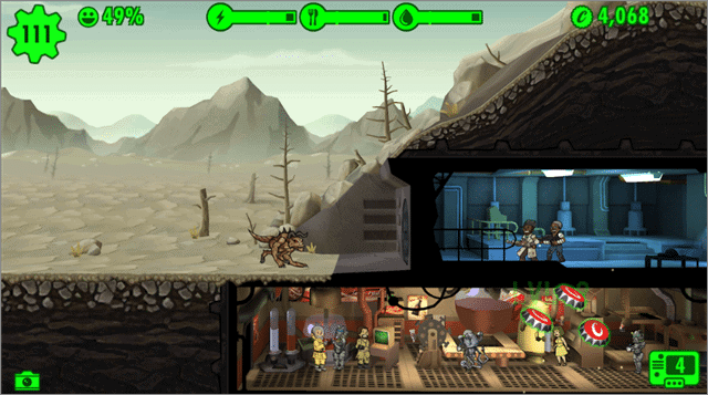 21 fallout shelter building games online
