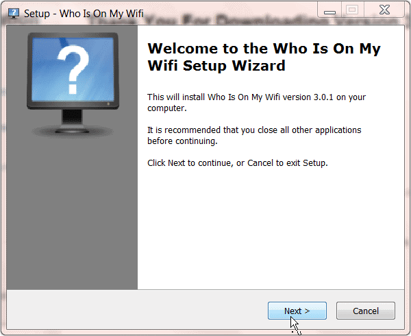 setup-prompts-when-installing-who-is-on-my-wifi