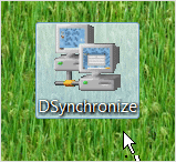 dsynchronize-icon-on-desktop