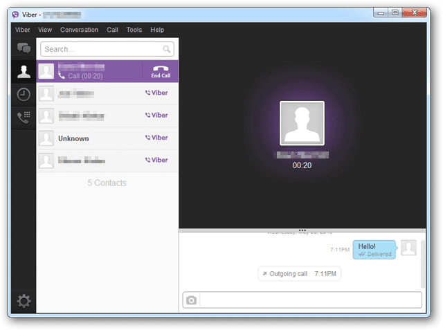 How to Use Viber Desktop for Windows