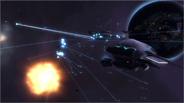 sins of a solar empire games like eve online