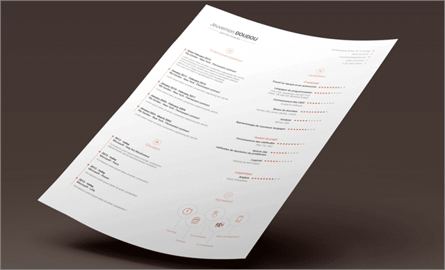 23 awesome resume templates