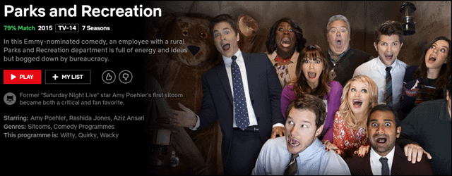 best-comedies-on-netflix-parks-recreation