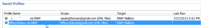 entering-host-info-to-export-emails